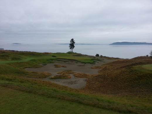 Lone Fir #15 Chambers Bay Review