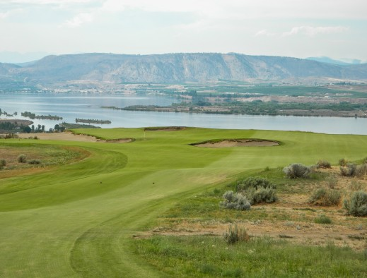 Gamble Sands 2nd Hole
