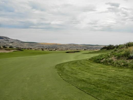 Gamble Sand - Brewster, WA - 3rd Hole