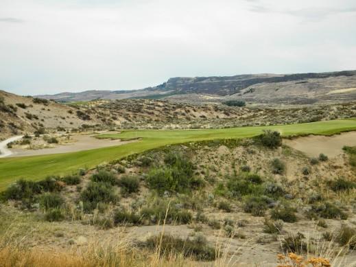 Gamble Sand - Brewster, WA - 6th Hole